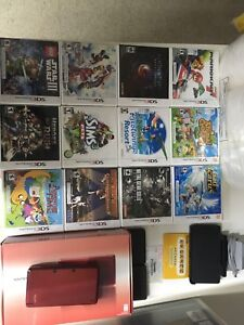 3DS w/ 13 games