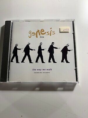 Genesis Live: The Way We Walk, Vol. 1 (The Shorts) by Genesis (UK)