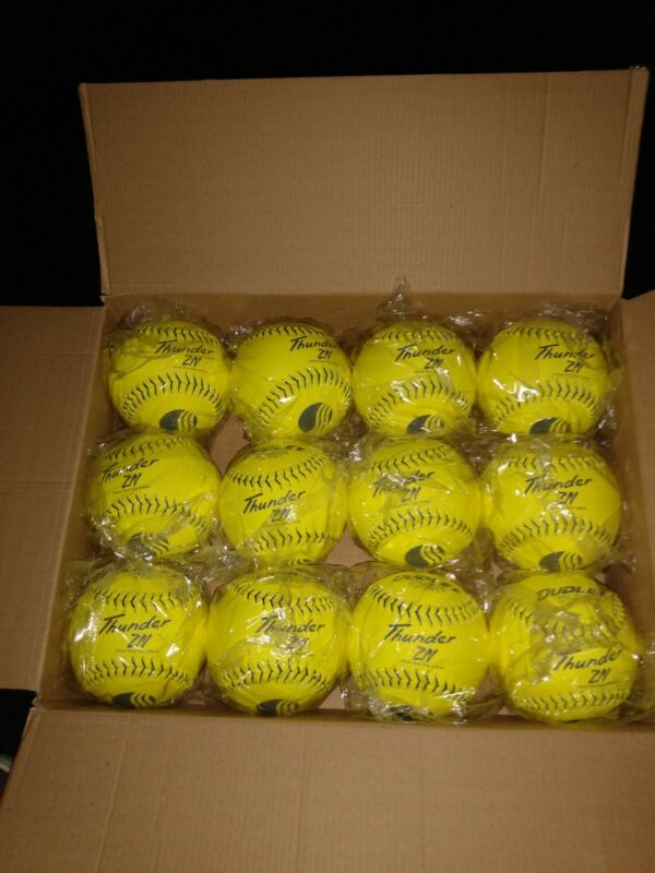 Dudley Thunder ZN USSSA Stadium Softball 47/450 Dozen