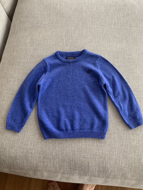 Mayoral boys sweater size 4