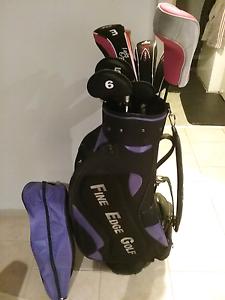 Infiniti xtp pro ladies golf club set with bag Mooroolbark Yarra Ranges Preview
