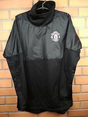 afd72a81b57 Manchester United raglan cardigan M Hybrid Top BS4331 soccer football Adidas