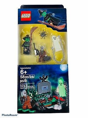 LEGO 850487 Halloween Accessory Set Monster Ghost Witch Zombie • New Sealed