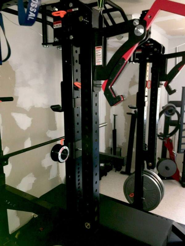 """**ROGUE FITNESS MONSTER LITE LT-1 50 CAL TROLLEY, 48"""" LEVER ARM KIT!!**"""