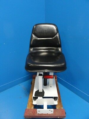 Endorphin Physical Rehab Exercise Equipment Cahir W Highback Seat Black 15232
