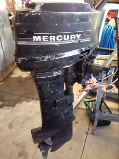 Mercury Red Band 20 HP Parmelia Kwinana Area Preview