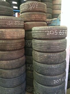 CHEAP 205/65 R15 Used tyres (2nd Tyres)