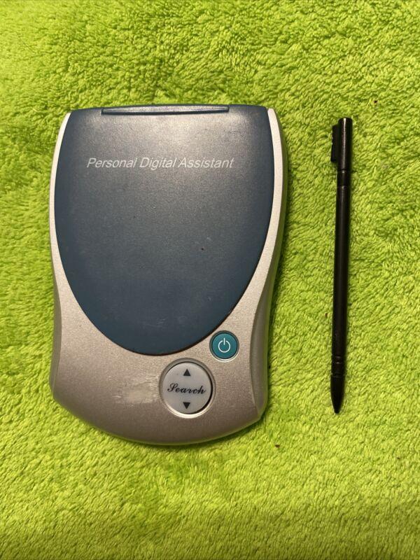 Handheld Personal Digital Assistant & Stylus