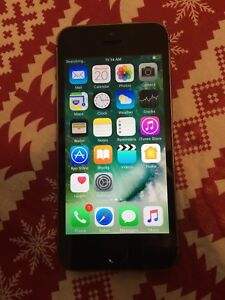 iPhone 5s with Sasktel no contract