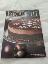 Bon Appetit Christmas Chocolate Mousse Cake Recipes ...