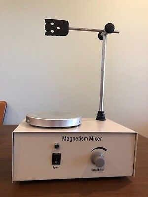 Laboratory Chemistry Magnetism Mixer Magnetic Stirrer With Arm