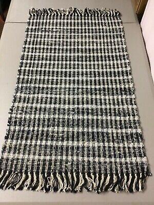 Accents Natures Carpet Natural (Chesapeake Merchandising Cotton Denim Accent Rug Natural Denims #311V )