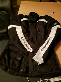 Small to medium Dri rider jacket for sale