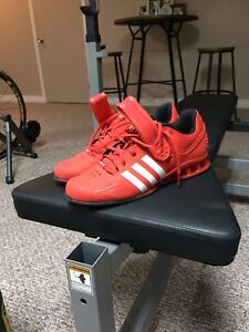 Adipower weightlifting shoe