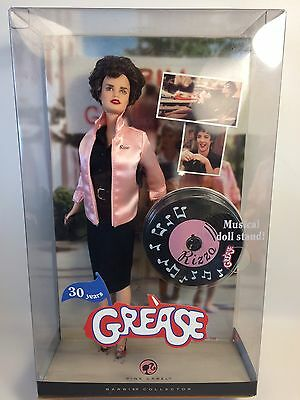 Grease Movie RIZZO Barbie Doll 2007  With Musical Stand 30 Years NRFB NEW