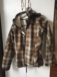 Manteau d'automne North Face small pour femmes