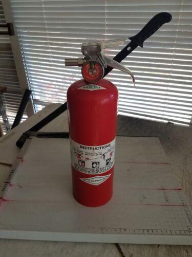 Fire Extinguisher - 10Lb HALON 1211 Clean Agent Halon Fire Extinguisher