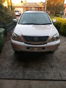2007 Lexus rx350 sports with reg and r.w.c Roxburgh Park Hume Area Preview