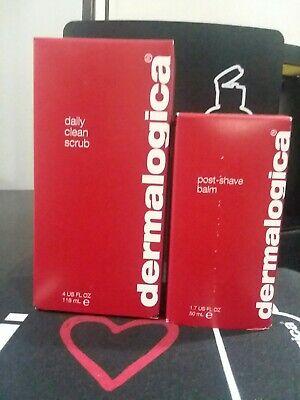 Dermalogica Daily Clean Scrub 4oz New In The Box