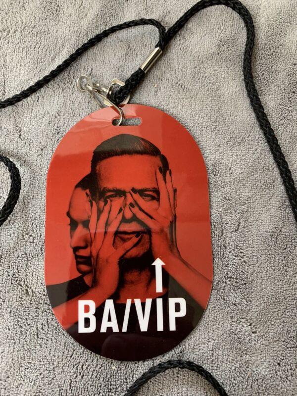 Bryan Adams - VIP Pass w/Lanyard Very Good Condition