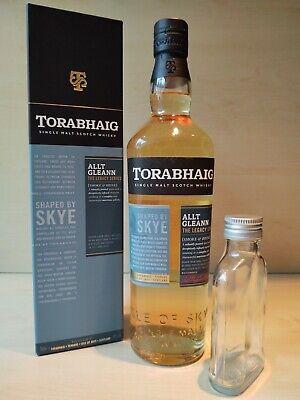 Torabhaig Allt Gleann Single Malt Scotch Whisky, Sample, Probe 10cl/100ml
