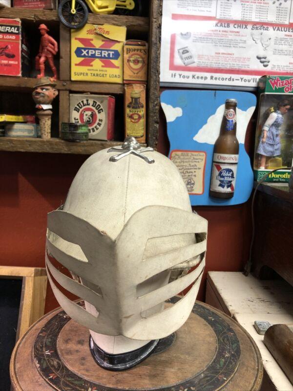 Odd Fellows Cerimonial Hat Skull & Bones