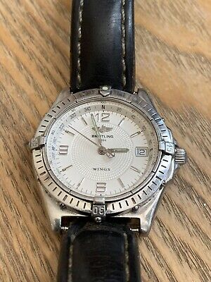 Vintage Breitling Wings Automatic