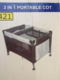 Portable cot Epping Ryde Area Preview