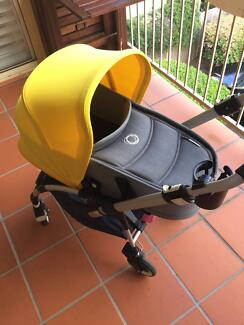 Bugaboo Bee 3 with Bassinet and accessories - very good condition