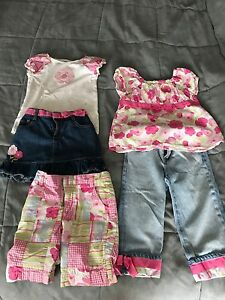 Gymboree set - size 6