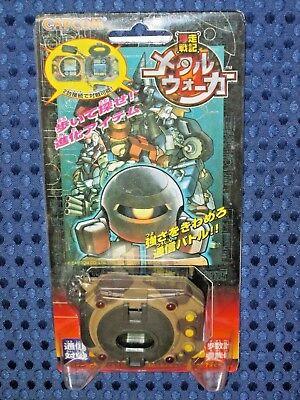 RARE! NEW CAPCOM LCD Metal Walker w/Pedometer Tamagotchi GAME&WATCH G&W JAPAN FS