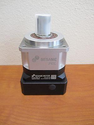 Sesame Precision Planetary Gearhead Pgl90-5 For Yaskawadelta Servo Motor