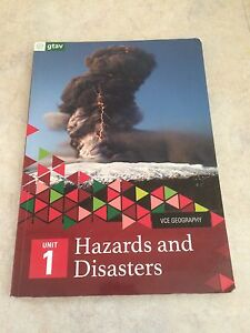 VCE Geography: Hazards & Disasters Dandenong Greater Dandenong Preview