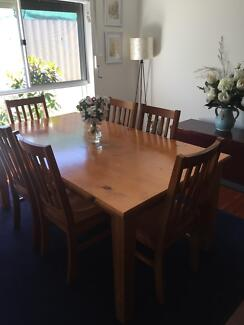 Dining table $200