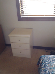 White side table Thornlands Redland Area Preview