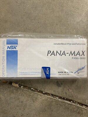 Nsk Pana-max Drill Handpiece
