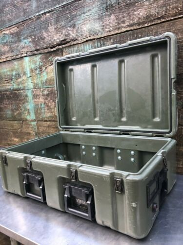 33x21x12 Hardigg Pelican Wheeled 472 Medchest 3 Military Medical ChestCase Wheel