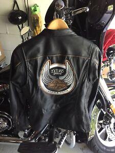 Women Harley jacket