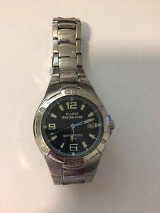 Casio Marine Gear Watch silver