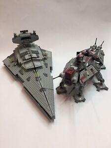 Lots of Lego Star Wars!!!