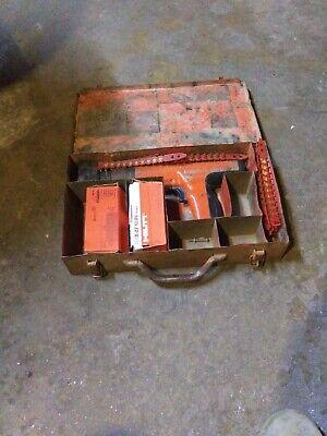 Vintage Hilti Dx350 Powder Nail Gun