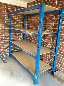 Garage shelving Sans Souci Rockdale Area Preview