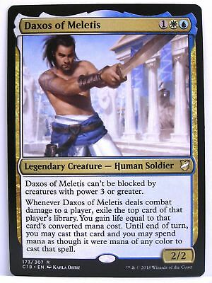 Magic Commander 2018 - 1x Daxos of Meletis for sale  Shipping to South Africa