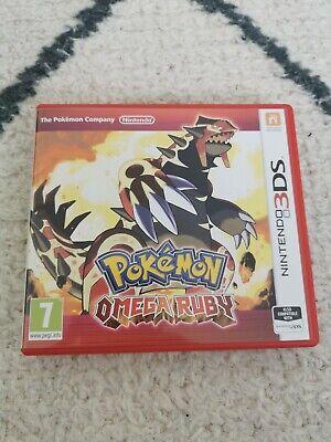 Pokémon Omega Ruby (Nintendo 3DS/2DS, 2014)