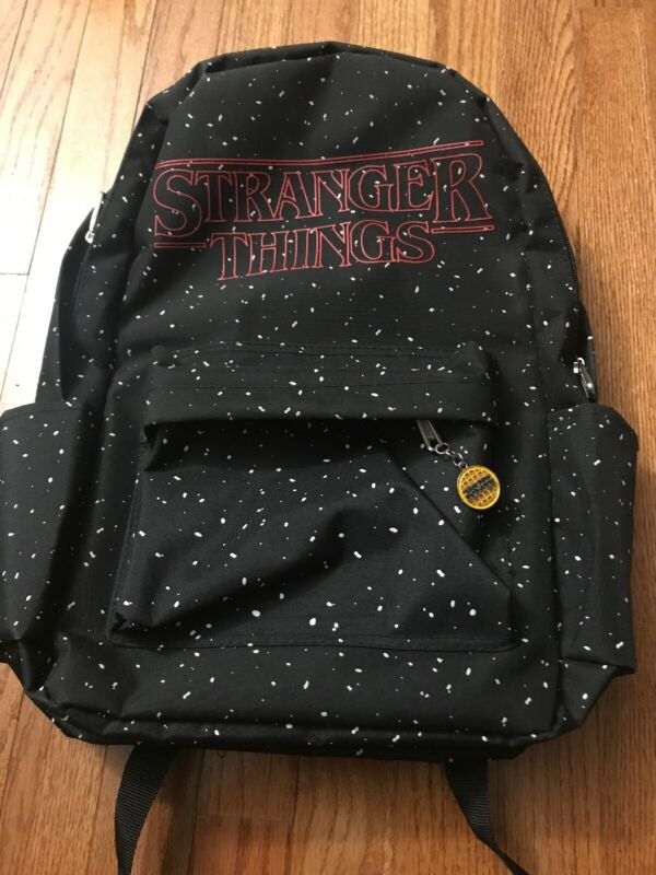 Loungefly Speckled Stranger Things Backpack
