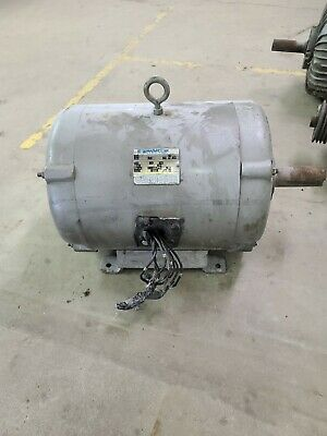 30 Hp Marathon Electric Motor