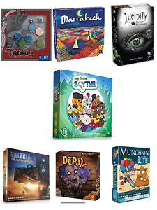 Board games from $15