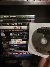 Blu Rays $5 each. Star Wars $10 East Maitland Maitland Area Preview