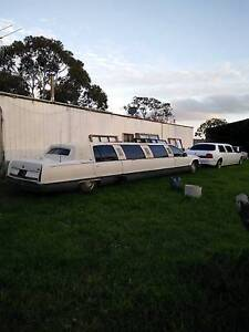 Cadillac fleetwood LIMO 10 Seater Keysborough Greater Dandenong Preview