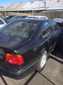 BMW 523i E39 sedan only 160000km